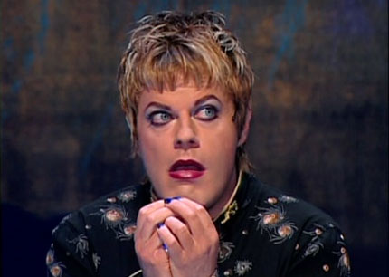 Damn you Eddie Izzard!